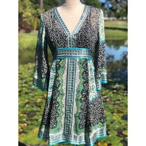 NWT INC International Concepts silk dress 4